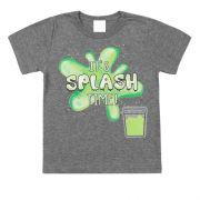 Camiseta Infantil Menino It´s Splash Time