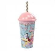 Copo de Suco das Princesas Disney