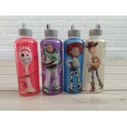 Kit Garrafas Toy Story Woody Jessie Buzz Forky