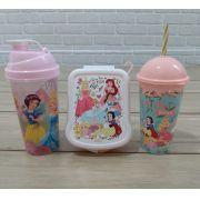 Kit Utilidades Princesas Disney