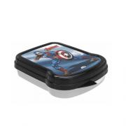 Sanduicheira Capitão América Vingadores Avengers