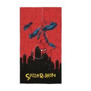 Toalha Aveludada Infantil Homem-Aranha Spiderman