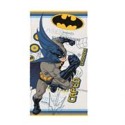 Toalha de Banho Felpuda Infantil Batman Liga da Justiça