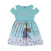 Vestido Infantil Menina Frozen