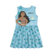 Vestido Infantil Menina Moana Disney