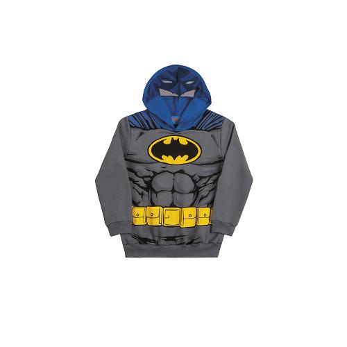Blusa de Moletom Batman Liga da Justiça