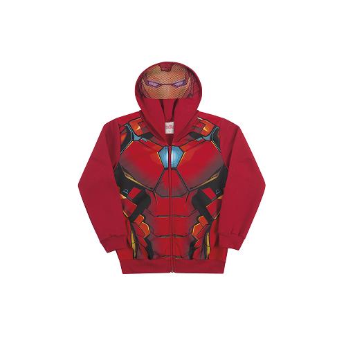 Blusa de Moletom Homem de Ferro Vingadores Avengers