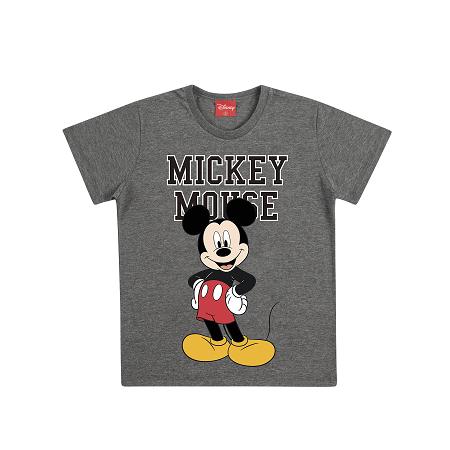 Camiseta Infantil Menino Mickey Mouse Disney