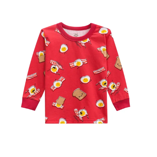 Pijama Infantil Menino Estampa Divertida