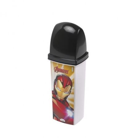 Porta Escovas de Dente do Homem de Ferro Vingadores Avengers