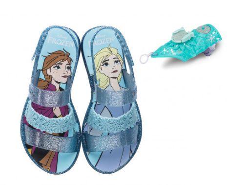 Sandália Infantil Frozen Snow Power Grendene