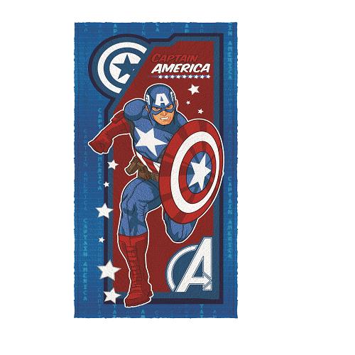 Toalha de Banho Infantil Felpuda Vingadores Avengers