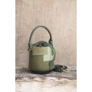 Bolsa Bucket  Agreste Verde