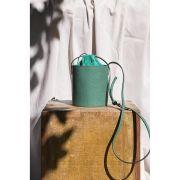 Bolsa Mini Bucket Congo Verde Cana