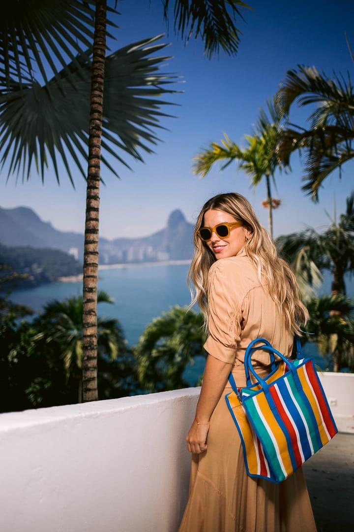 Bolsa Shopping Bag Garota de Ipanema