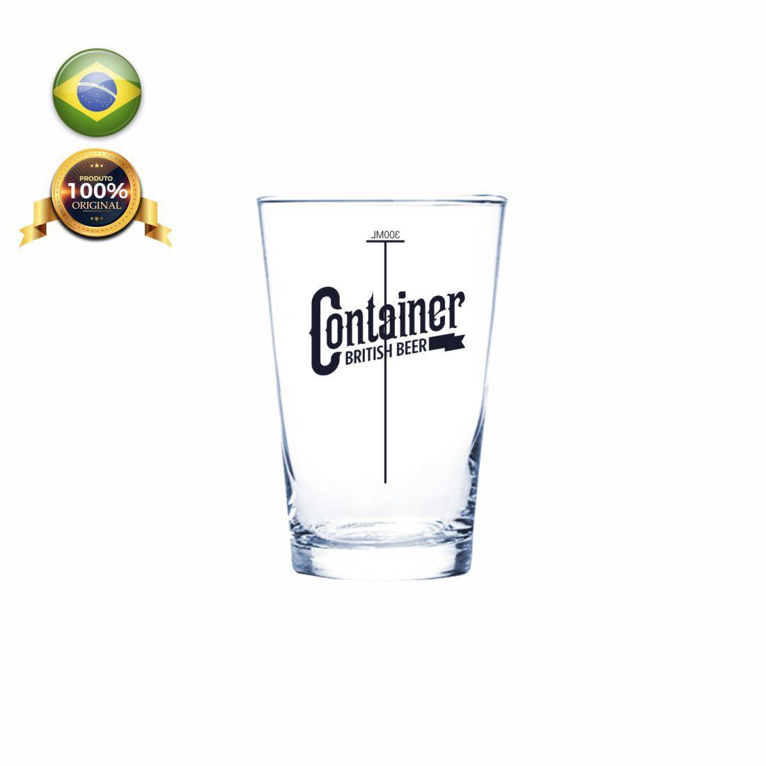 COPO CONTAINER CALDERETA 300ML