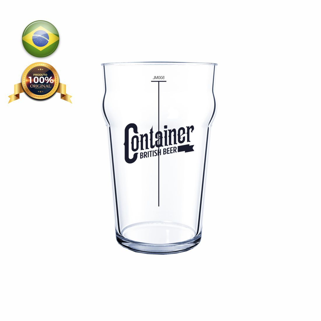 COPO CONTAINER PINT 500ML