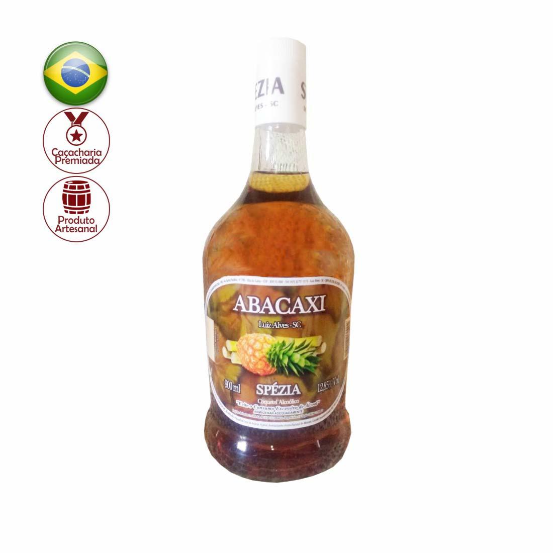 COQUETEL ALCOOLICO SPEZIA 900ML ABACAXI