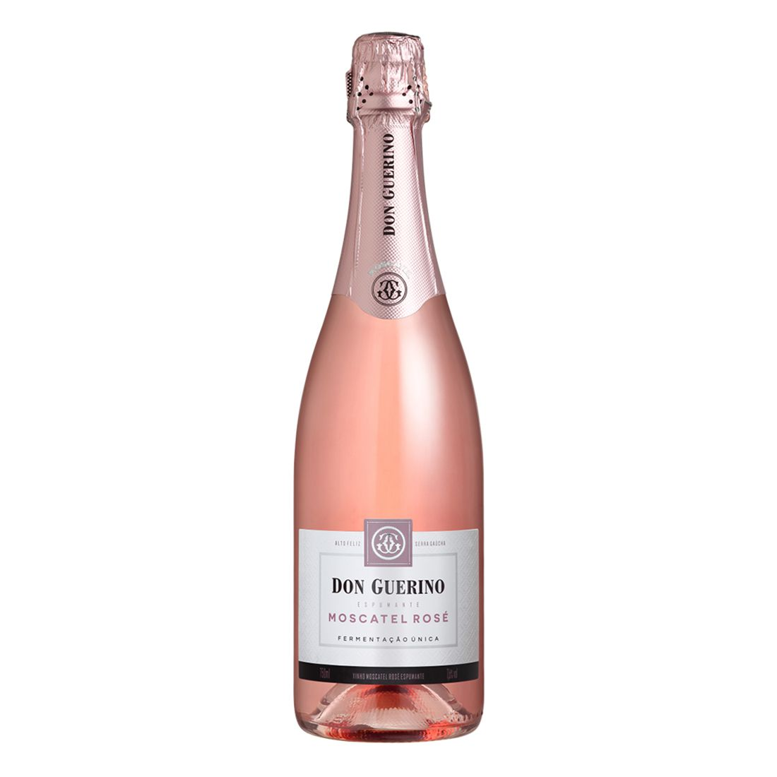 ESPUMANTE DON GUERINO MOSCATEL ROSE 750ML
