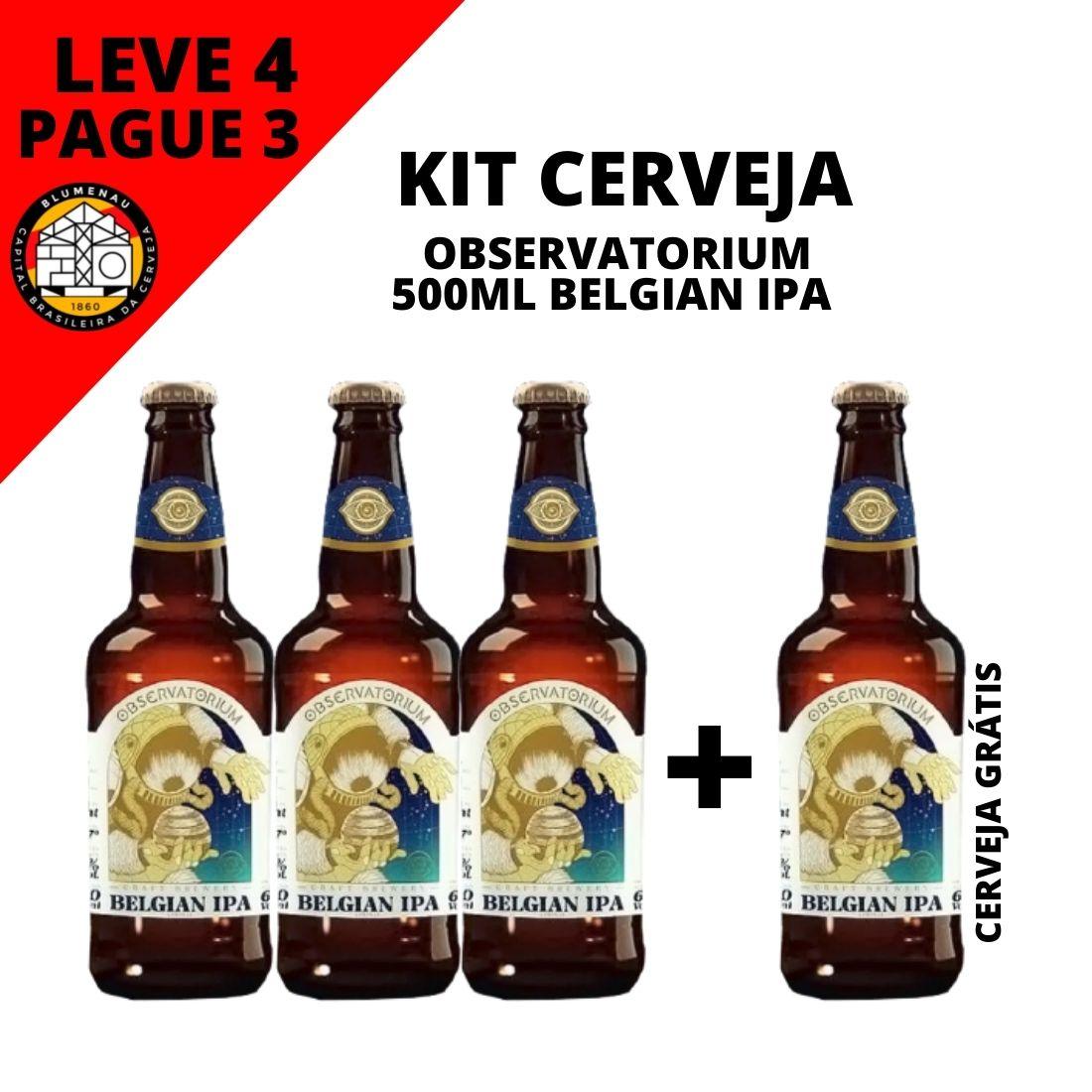 Kit Cervejas Observatorium Leve 4 Pague 3