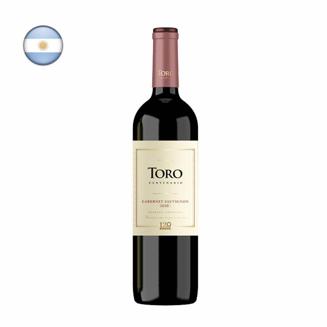 VINHO ARGENTINO TORO 750ML CABERNET SAUVIGNON