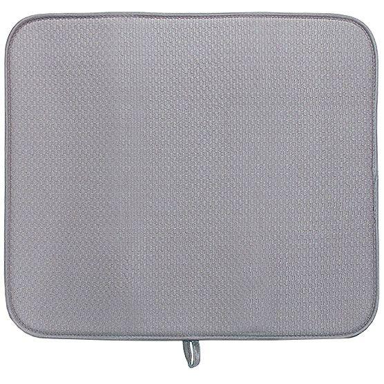 Aparador de Louças Camesa Microfibra Cinza Ultra Absorvente 40x45cm
