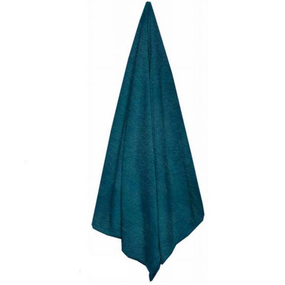 Cobertor Queen Microfibra Liso Azul Petróleo 2,20x2,40m Camesa