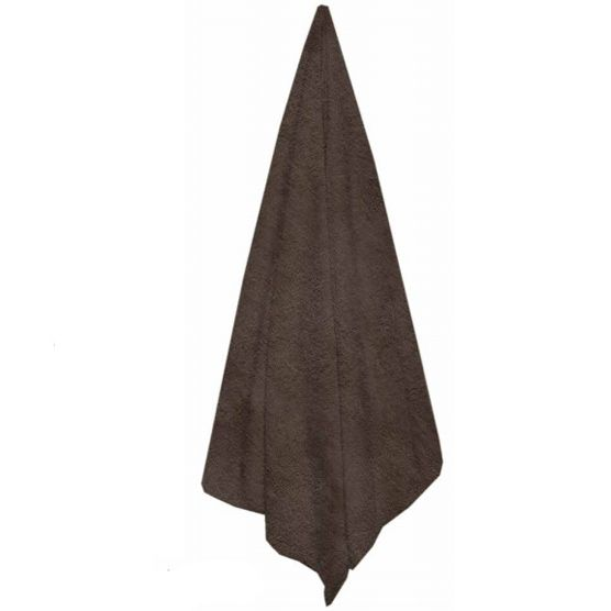 Cobertor Queen Microfibra Liso Marrom 2,20x2,40m Camesa
