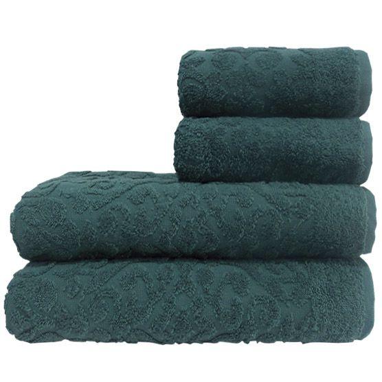 Toalha De Banho Milos Verde 100% Algodão 70cmx1,35m Camesa