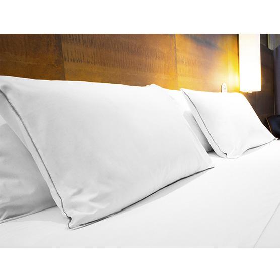 Travesseiro Camesa Neo Prime Eco Pluma 100% Algodão 233 Fios 50x70cm
