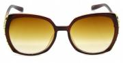 Óculos Acetato Feminino Marrom Degrade