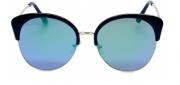 Óculos de Sol Acetato Feminino Flat Lens Verde