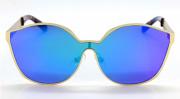 Óculos Metal Feminino Verde