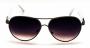 Óculos de Sol Metal Feminino Grafite