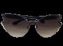 Óculos de Sol Metal Feminino Marron