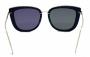 Óculos de Sol Metal Feminino Preto c/ Vermelho