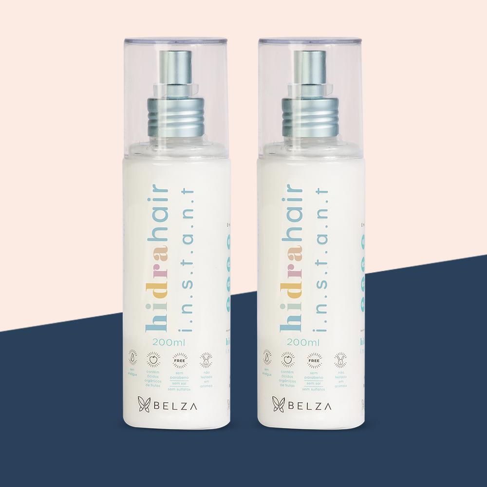 2 Spray hidrahair instant 200ml cada