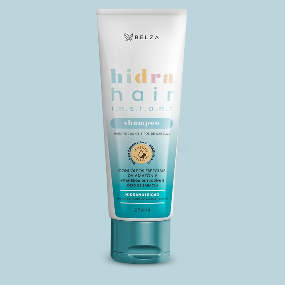 KIT Shampoo e Condicionador hidrahair instant