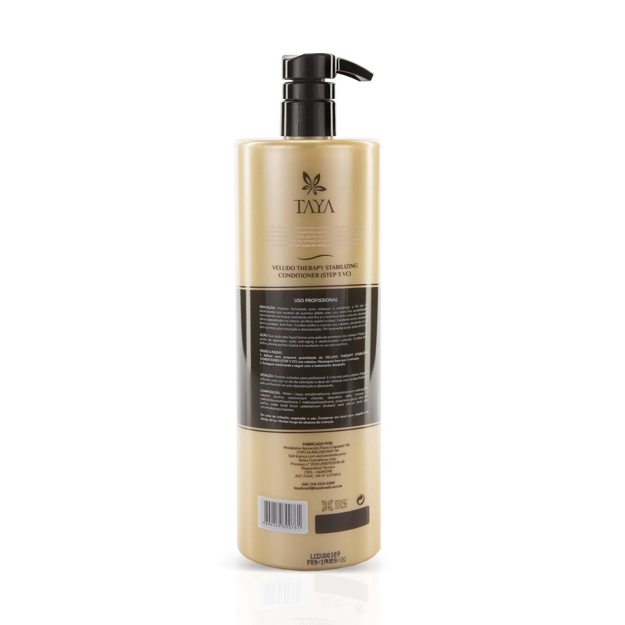kit Shampoo e Condicionador - Linha Profissional