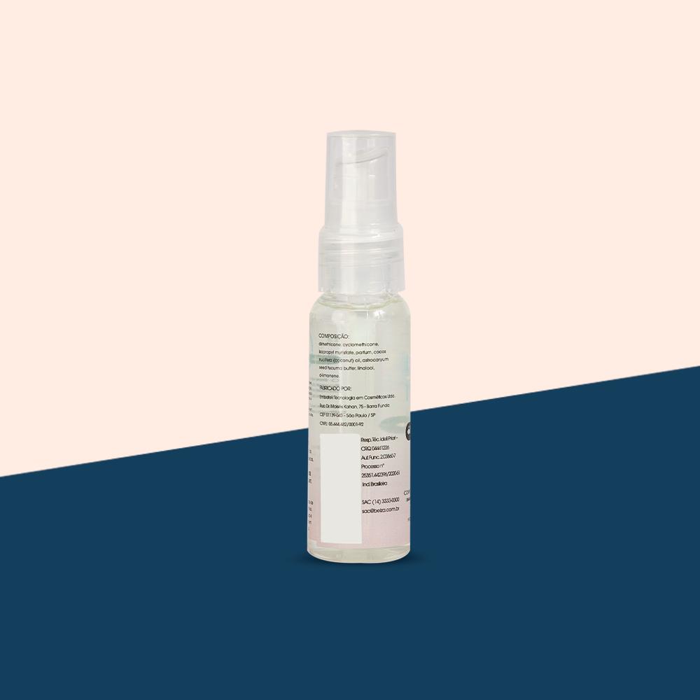 Kit Spray + Mascara + Óleo Nutritivo Hidrahair Instant