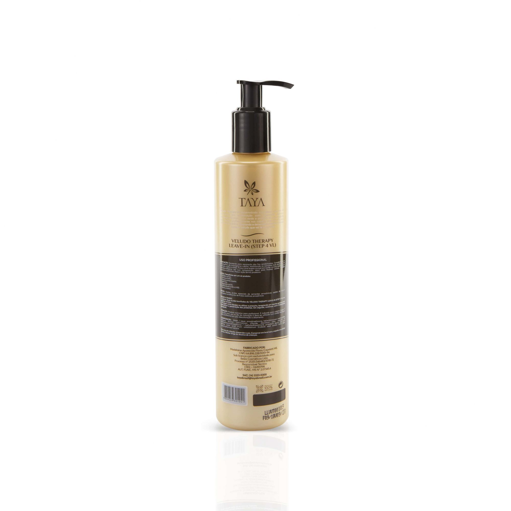 Leave-In Veludo Therapy Professional 300ml
