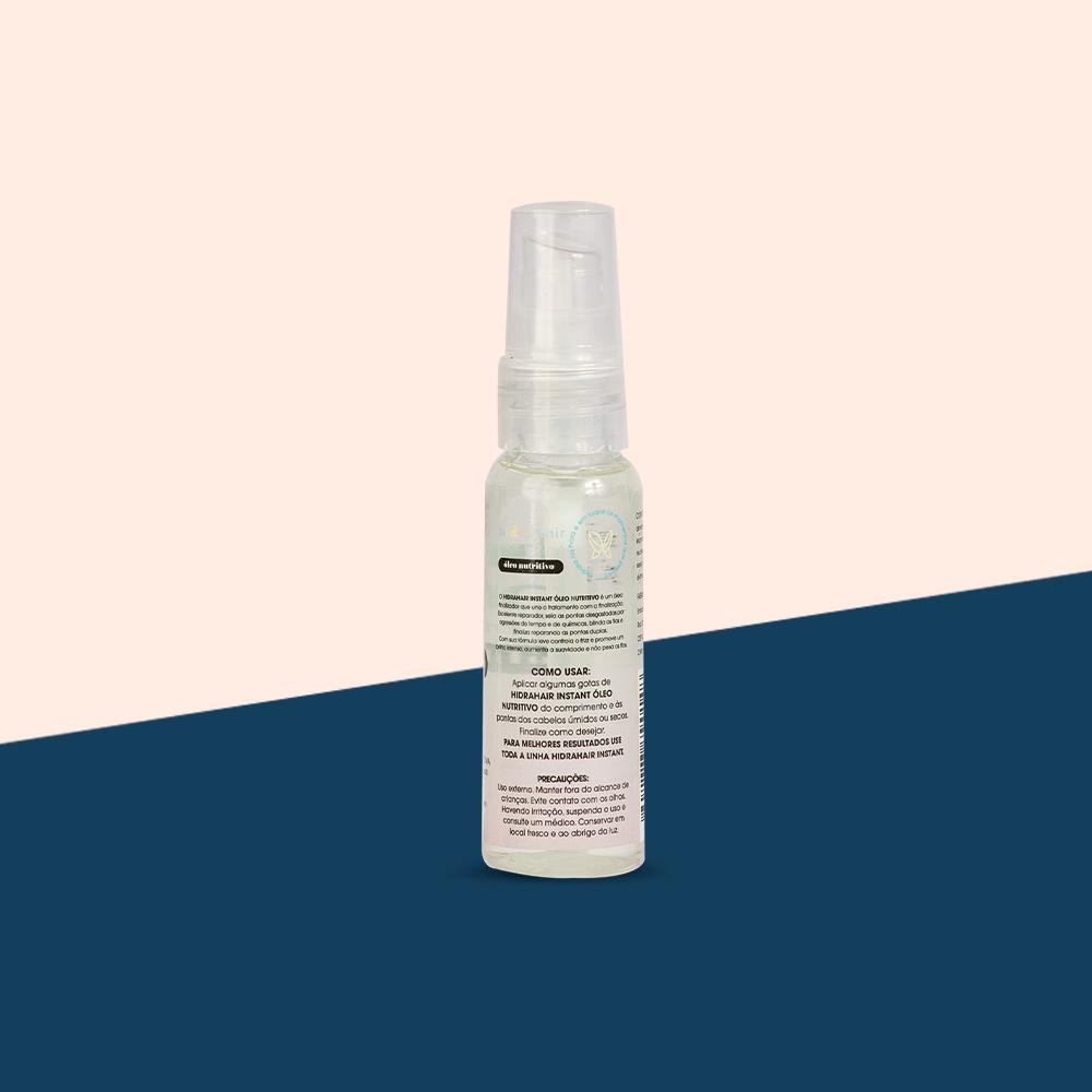 Óleo Nutritivo Hidrahair Instant 30 ml