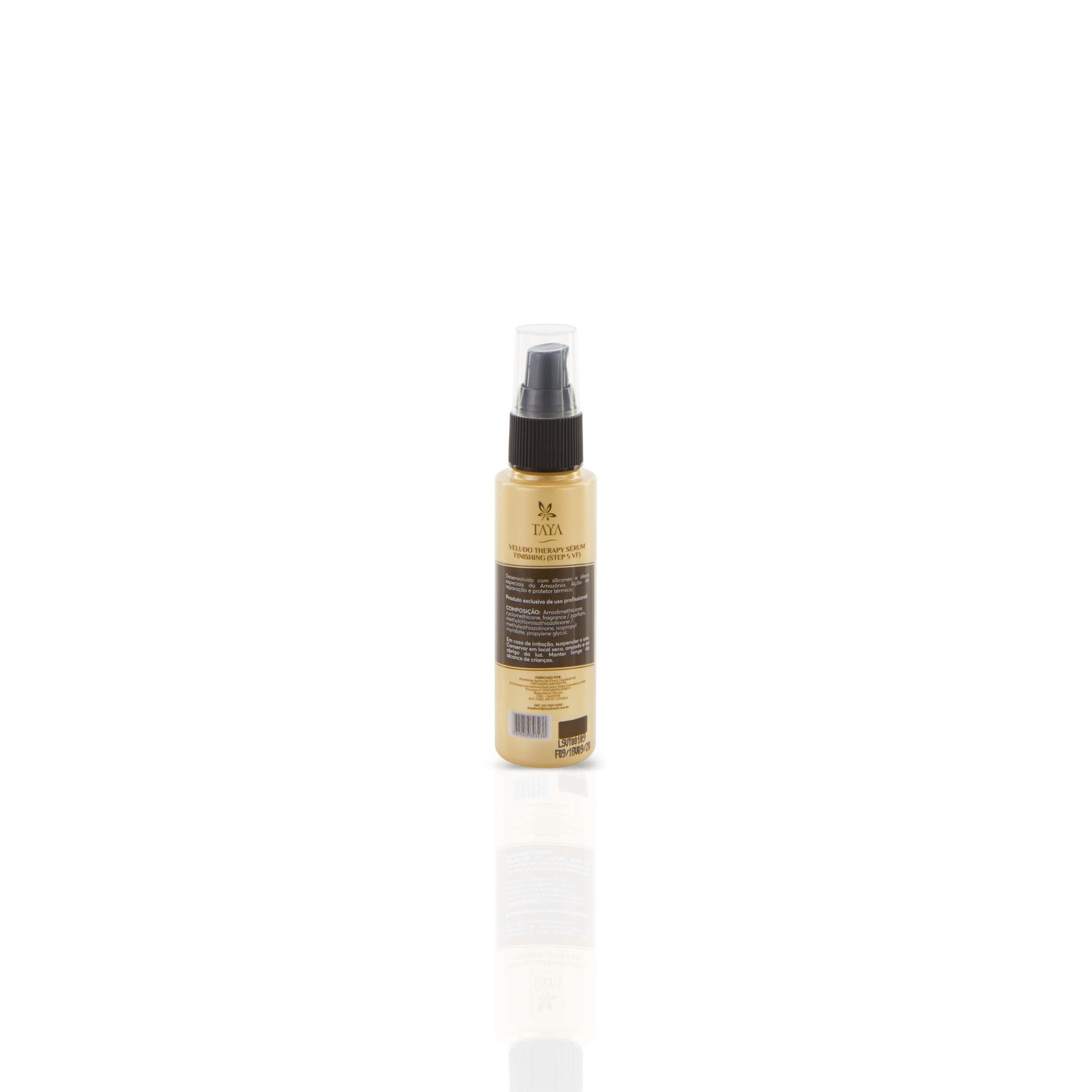 Sérum Finishing Veludo Therapy Professional 60ml