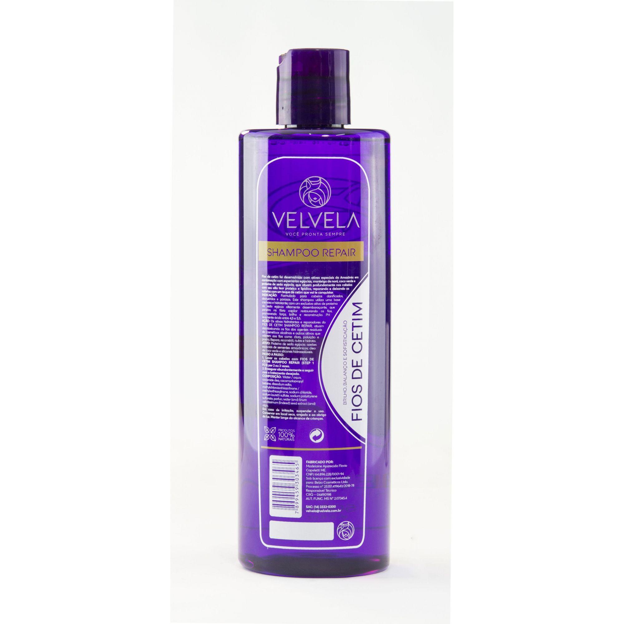 Shampoo Fios de Cetim 500ml