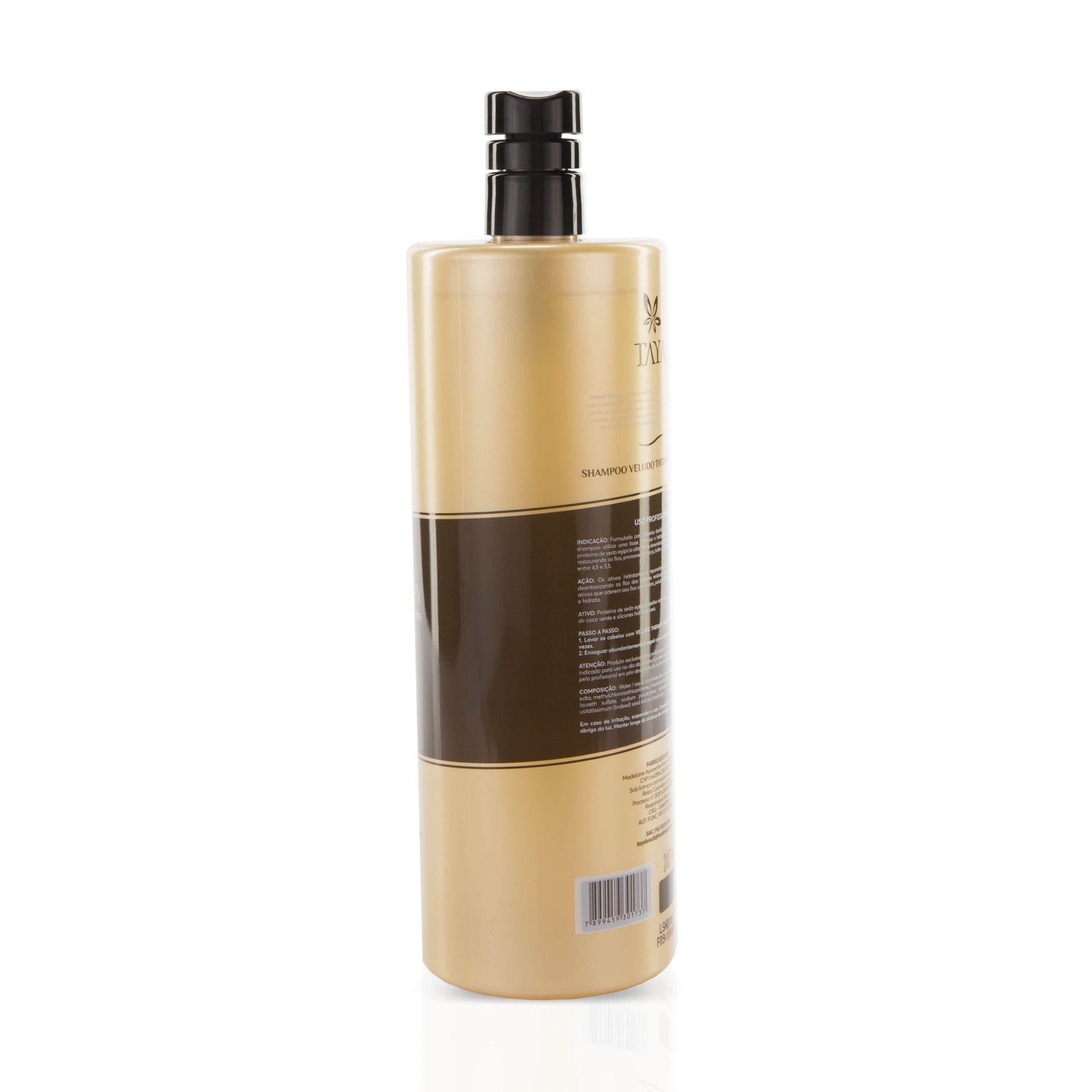 Shampoo Veludo Therapy Professional 1000ml