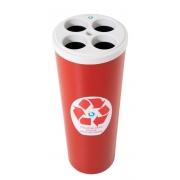Coletor para Copos Descartáveis Polipropileno Aprox. 396 Cps Água - Prime - Só Lixeiras
