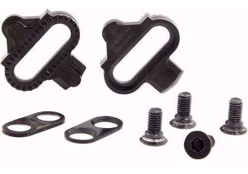 Taco Pedal Clip Shimano Sm-sh51 Mtb Pedal Original