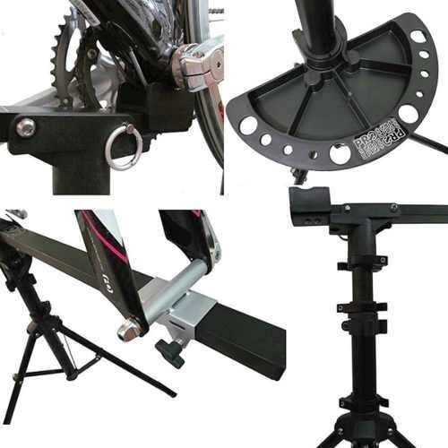 Cavalete Para Manutenção Bike Shimano Pro Suporte Bike Pro