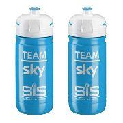 Garrafa Caramanhola Elite Corsa Team Sky 550ml 2 Unidades