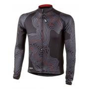 Camisa Ciclismo Mauro Ribeiro Manga Longa Short Cut Uv50+